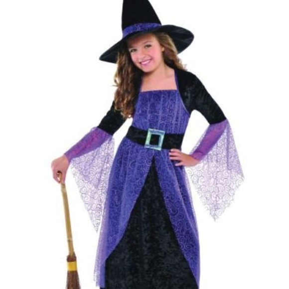 Target Costumes Halloween Pretty Potion Witch Costume Girls Size S Poshmark